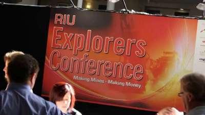 RIU Explorers Conference 2015