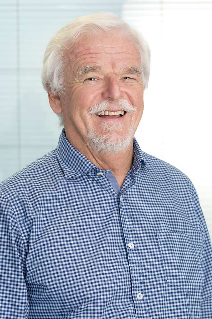 Gerry Fahey - Principal Mine Geologist