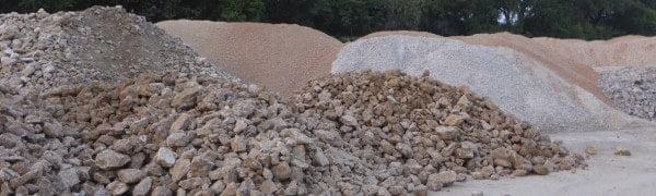 barite stockpiles at railyard South China 20141019