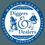 Diggers & Dealers logo