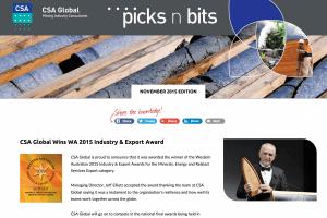 Pick N Bits – November 2015 Edition