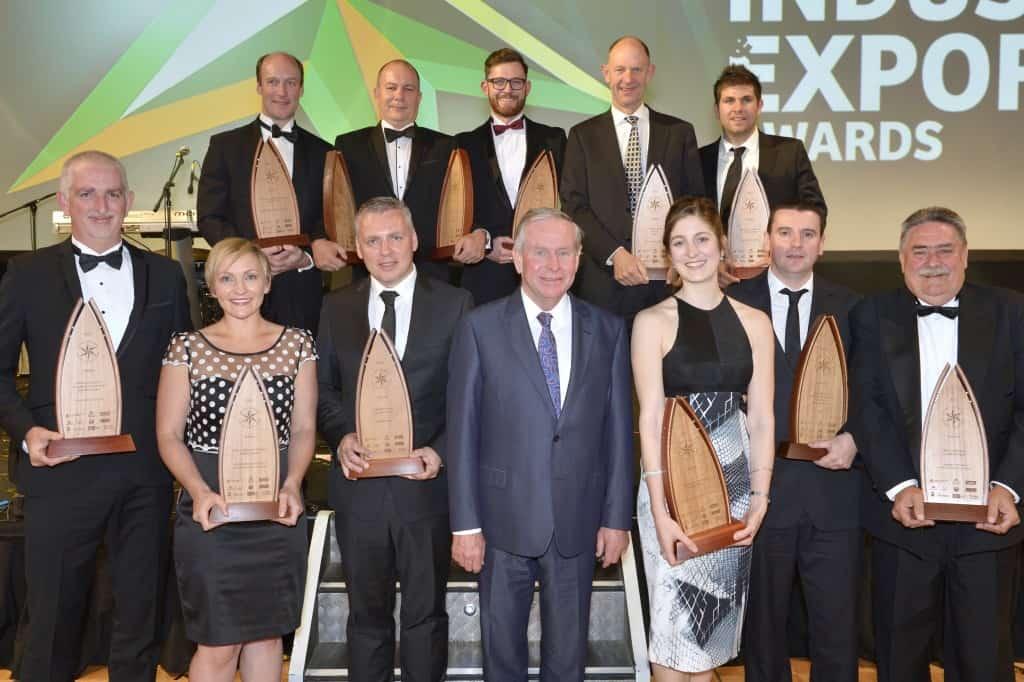 I&EA669 Group photo of all winners