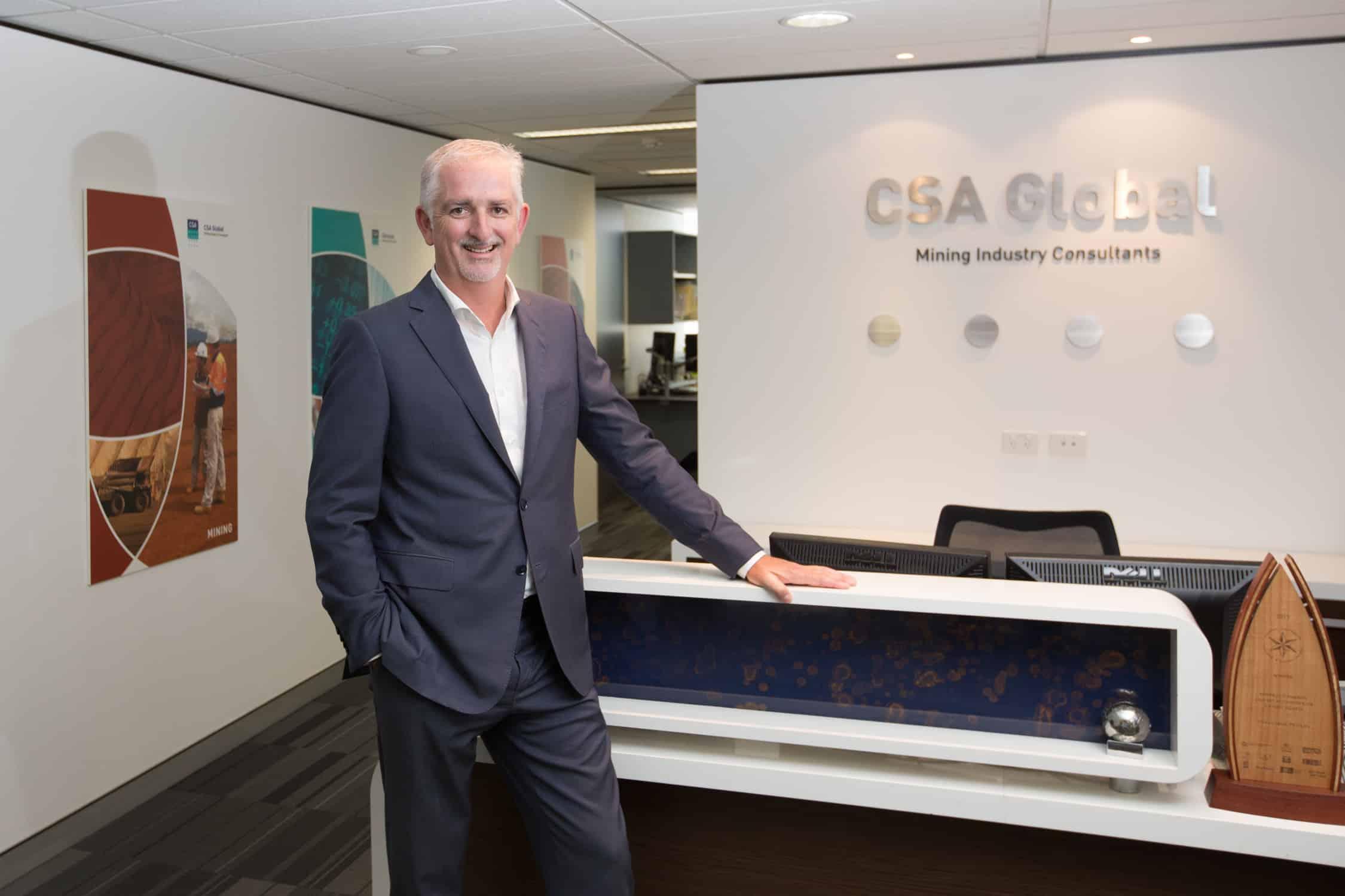 Jeff Elliot, Managing Director, CSA Global