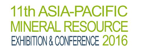 11th Asia-Pacific Mineral Resource Exhibition & Conference 2016