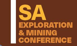 SA Exploration & Mining Conference Logo