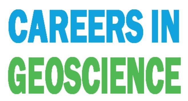 Careers in Geoscience Logo