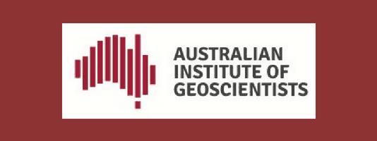 Australian Institute of Geoscientists Logo