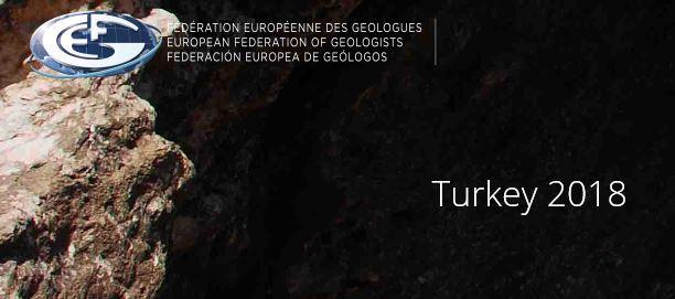 EuroWorkshop 2018 on Epithermal Gold Deposits in Turkey