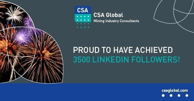 We are proud to have achieved 3,500 LinkedIn Followers!