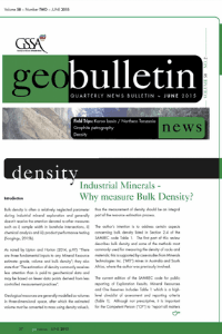 Why Measure Bulk Density?