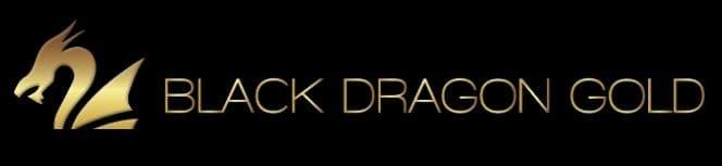 Black Dragon Gold Logo