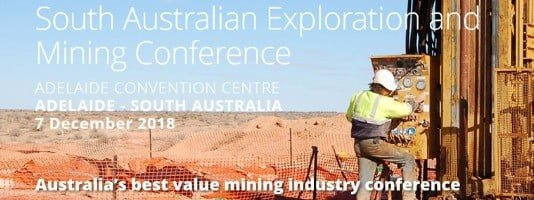 2018 South Australian Exploration & Mining Conference