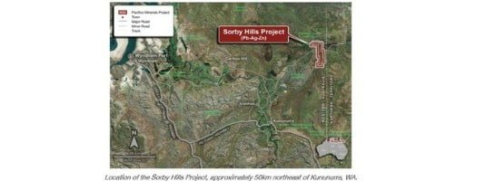 Pacifico - Sorby Hills Project