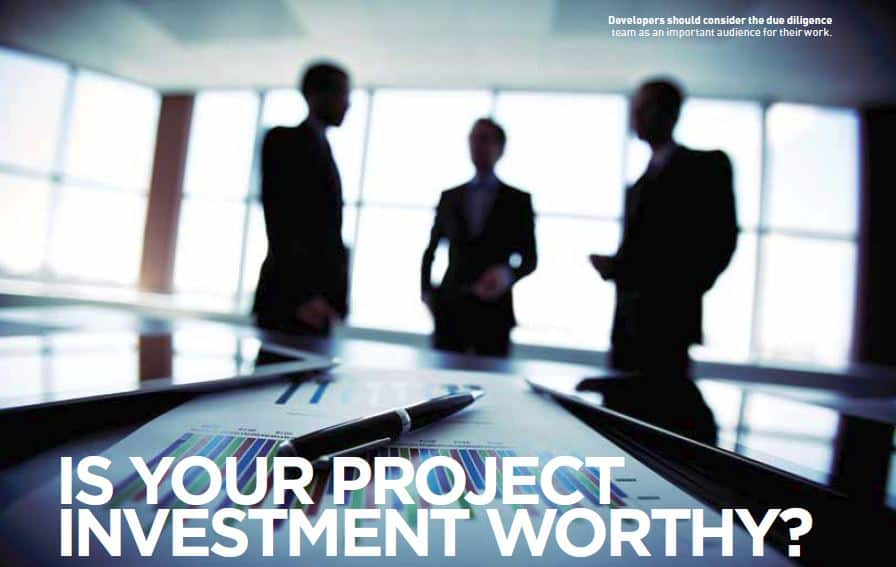 Is your project investment worthy?