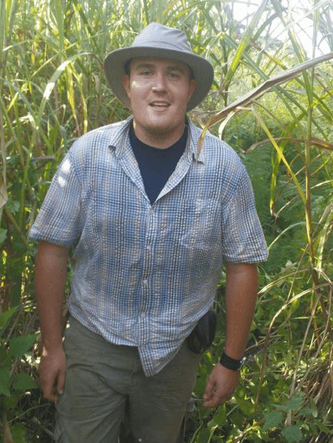 James Kidder, recipient of the 2019 Peter Howe Award