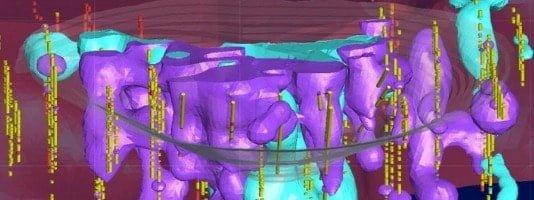 3D GeoMet Domain Model