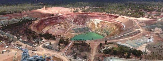 Cobalt 27's Mount Marion Lithium Mine