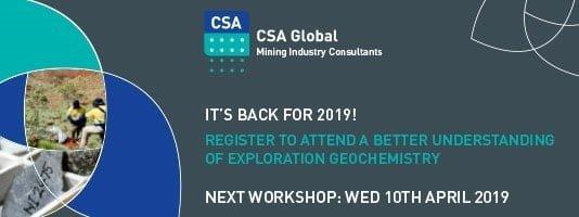 Workshop: A Better Understanding of Exploration Geochemistry