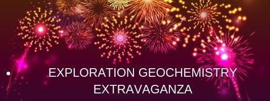 Exploration Geochemistry Extravaganza Banner