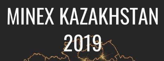 Minex Kazakhstan 2019 Banner