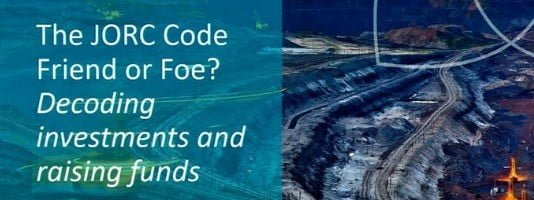 The JORC Code
