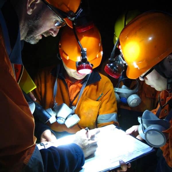 CSA Mining Geology services