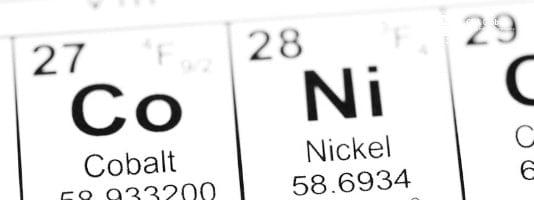 Cobalt & Nickel