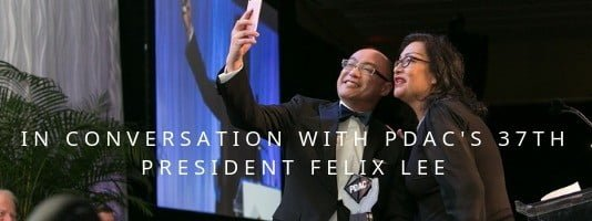 In Conversation with PDAC's 37th President Felix Lee