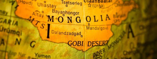 Oxide Gold Drilling in Mongolia