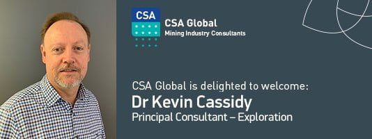 Dr Kevin Cassidy
