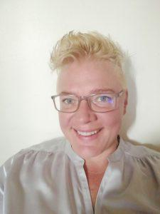 Maria Combrink, Senior Data Geologist