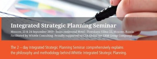 Integrated Strategic Planning Seminar in Moscow
