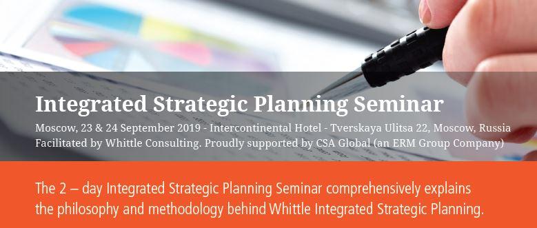 Integrated Strategic Planning Seminar