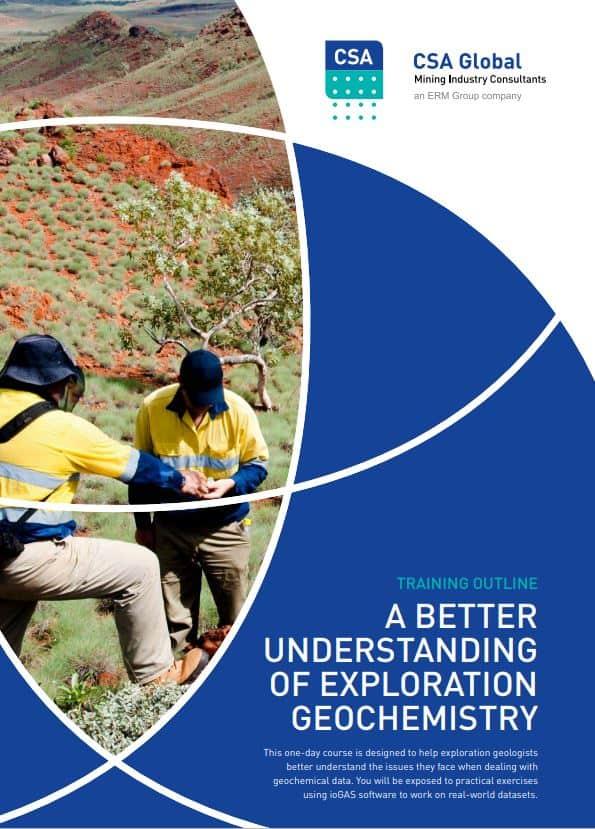 A Better Understanding of Exploration Geochemistry