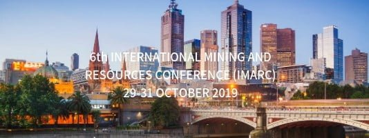2019 International Mining and Resources Conference