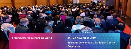Australian Ground Water Conference 2019