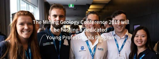 Mining Geology Conference 2019 - Young Peoples Program