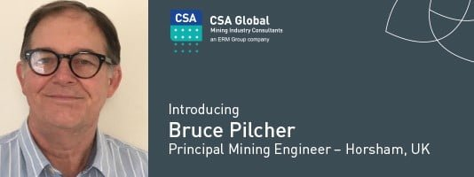 Introducing Bruce Pilcher