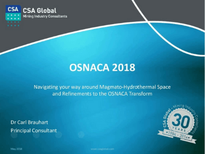 OSNACA 2018