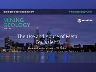 The Use & Abuse of Metal Equivalents