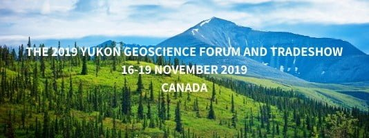 The Yukon Geoscience Forum and Tradeshow 2019