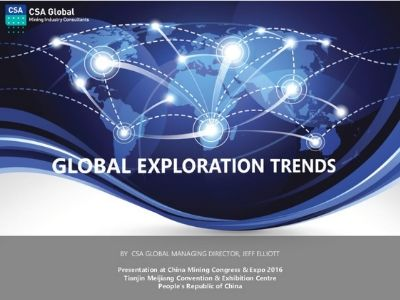 Global Exploration Trends