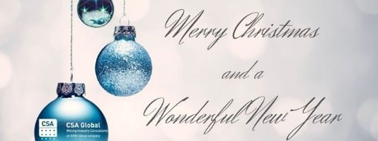 CSA Global wishes you a Merry Christmas and a Wonderful New Year
