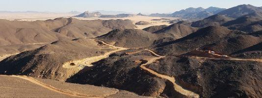 Jebel Ohier Porphyry Deposit - Sudan