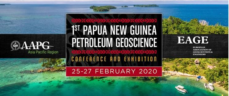 1st PNG Petroleum Geoscience Conference & Exhibition
