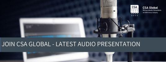 CSA Global Audio Presentation