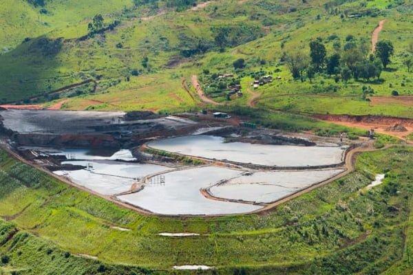 South AfricaTheta Gold Mines