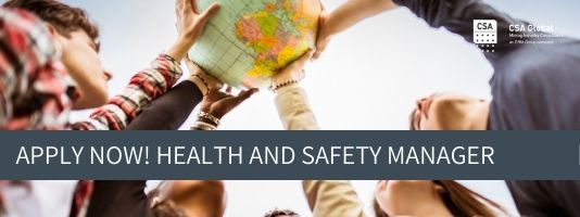 Apply Now for the Health and Safety Manager Position