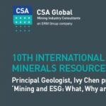 10th International Conference on Minerals Resources in Serbia 2020