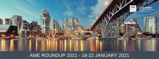 AME Roundup 2021